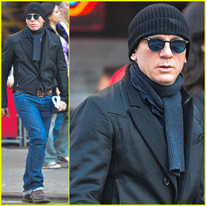 Daniel Craig: SoHo Shopper!
