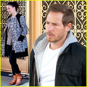 Drew Barrymore & Will Kopelman: Apartment Exit with Olive!