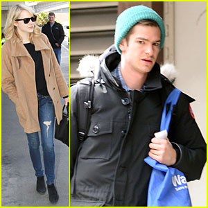 Emma Stone & Andrew Garfield: 'Amazing Spider-Man 2' Has Been Fun So Far!