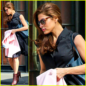 Eva Mendes: My Voice Was Dubbed in 'Exit Wounds'!