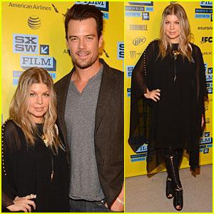 Fergie & Josh Duhamel: 'Scenic Route' SXSW Screening!