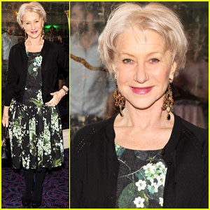 Helen Mirren: Jameson Empire Awards 2013