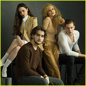 Bill Skarsgard: 'Hemlock Grove' Cast Photos! (Exclusive)