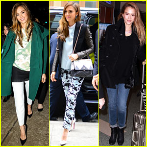 Jessica Alba: 'Honest Life' On Sale Now!