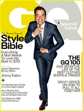 Jimmy Fallon Talks Possible 'Tonight Show' Takeover with 'GQ'
