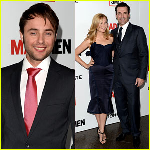 Jon Hamm & Vincent Kartheiser: 'Mad Men' Season 6 Premiere!