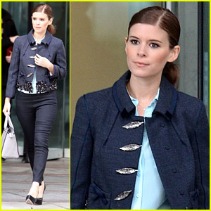 Kate Mara Joins Johnny Depp Sci-Fi Film 'Transcendence'