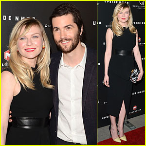 Kirsten Dunst & Jim Sturgess: 'Upside Down' Hollywood Screening!