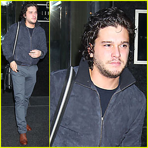 Kit Harington: I'd Be a Poet!