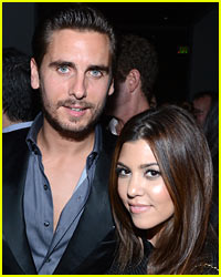 Kourtney Kardashian Cries Over Scott Disick's Weight Loss Comments