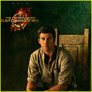 Liam Hemsworth: 'Hunger Games: Catching Fire' Gale Portrait!