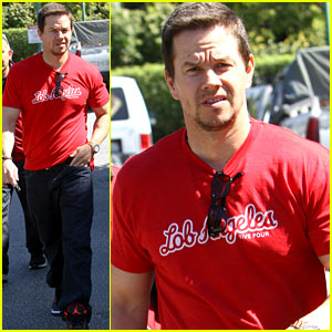 Mark Wahlberg: My Party Days Are Over!