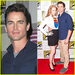 Matt Bomer: 'Superman: Unbound' WonderCon Panel!