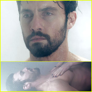 Milo Ventimiglia: 'Kiss of the Damned' Exclusive Shirtless Stills!