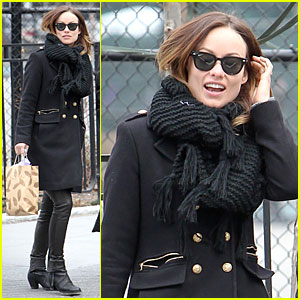 Olivia Wilde: Jason Sudeikis is Incredibly Hairy!