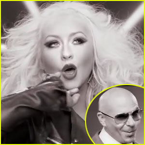 Pitbull's 'Feel this Moment' Video Feat. Christina Aguilera - Watch Now!