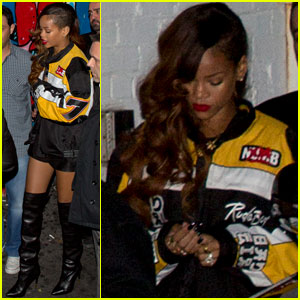Rihanna: Playhouse Night Out!