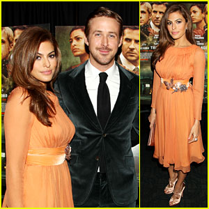 Ryan Gosling & Eva Mendes: 'Place Beyond the Pines' Premiere!