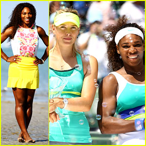 Serena Williams: Sony Open Victory Portraits!
