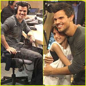 Taylor Lautner Has a Good Heart, Raves Ryan Seacrest!