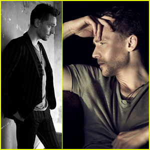 Tom Hiddleston: 'Flaunt' Magazine Feature!
