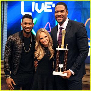 Usher: 'The Voice' Season 4 Begins Tonight on NBC!