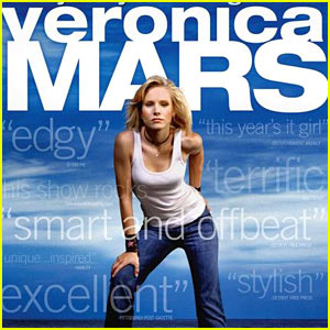 Kristen Bell: 'Veronica Mars' Kickstarter Meets Goal!