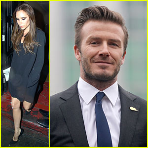 Victoria Beckham: Whitney Houston's 'The Bodyguard' Musical!