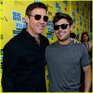 Zac Efron & Dennis Quaid: 'At Any Price' SXSW Screening!