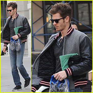 Andrew Garfield: Emma Stone Will Host EIF Revlon Run/Walk for Women!