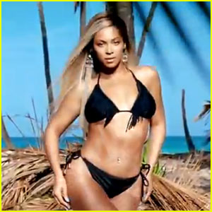 Beyonce: 'Standing on the Sun' in New H&M Mrs. Carter Video!