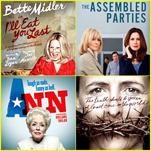 Just Jared Broadway Bulletin: Female-Driven Plays!