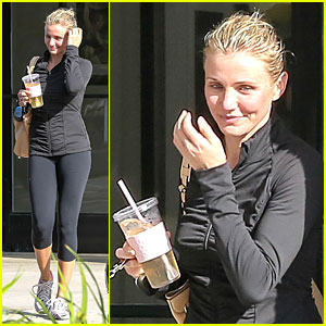 Cameron Diaz: Fly & Hip Gal, Raves Snoop Dogg!