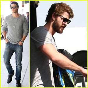 Chris Hemsworth: 'Rush' Close-Up Poster!