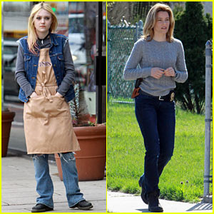 Dakota Fanning & Elizabeth Banks: 'Every Secret Thing' Wraps Filming!