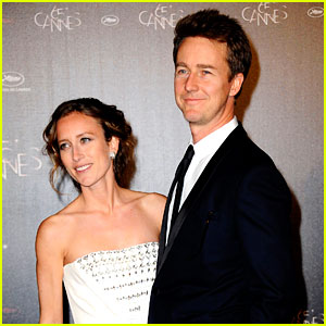 Colin Firth & Edward Norton Bring Their Wives to Met Gala ...