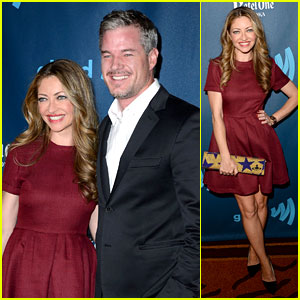 Eric Dane & Rebecca Gayheart - GLAAD Media Awards 2013
