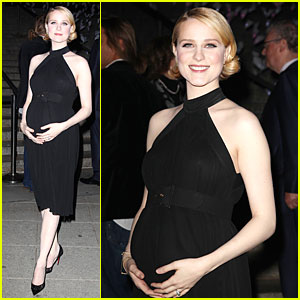 Evan Rachel Wood: Vanity Fair Party at Tribeca Film Fest!