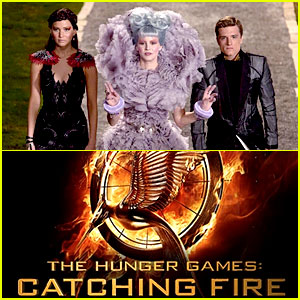'Hunger Games: Catching Fire' Teaser Trailer - WATCH NOW!