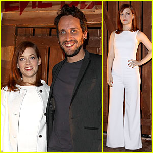 Jane Levy: 'Evil Dead' London Screening!