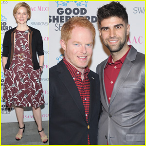 Jesse Tyler Ferguson: Good Shepherd Services Spring Party!