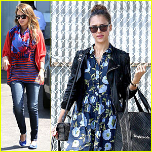 Jessica Alba: I Wore a Double Corset After Pregnancies!