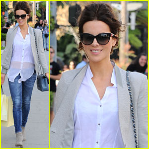Kate Beckinsale: Jo Malone London Shopper!