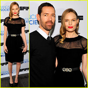 Kate Bosworth & Michael Polish: 'Big Sur' SFIFF Premiere!