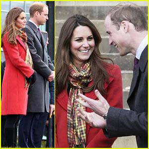 Pregnant Kate Middleton: Tamar Manoukin Centre Opening!