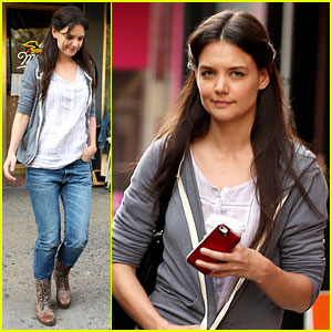 Katie Holmes: 'Mania Days' Set for New Spike Lee Film!