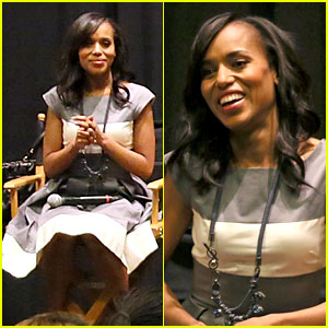 Kerry Washington: 'Peeples' Screening at Festival of Books!