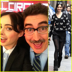 Krysten Ritter: 'Assistance' Pilot Set with Alfred Molina!