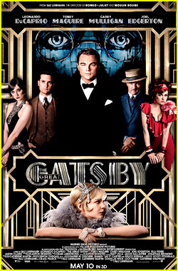 Leonardo DiCaprio: New 'Great Gatsby' Cast Poster!