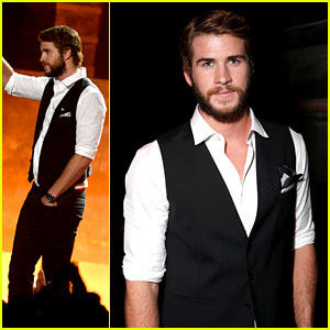 Liam Hemsworth - MTV Movie Awards 2013